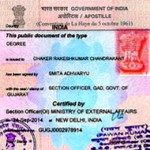 Apostille for Degree Certificate in Surat, Apostille for Surat issued Degree certificate, Apostille service for Degree Certificate in Surat, Apostille service for Surat issued Degree Certificate, Degree certificate Apostille in Surat, Degree certificate Apostille agent in Surat, Degree certificate Apostille Consultancy in Surat, Degree certificate Apostille Consultant in Surat, Degree Certificate Apostille from ministry of external affairs in Surat, Degree certificate Apostille service in Surat, Surat base Degree certificate apostille, Surat Degree certificate apostille for foreign Countries, Surat Degree certificate Apostille for overseas education, Surat issued Degree certificate apostille, Surat issued Degree certificate Apostille for higher education in abroad