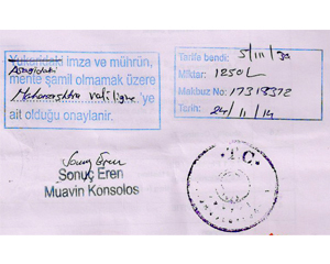 Document attestation from turkey embassyconsulate in indore degree certificate attestation for turkey in indore birth certificate attestation for turkey in indore yelopaper Choice Image